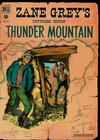 Cover for Four Color (Dell, 1942 series) #246 - Zane Grey's Thunder Mountain