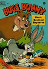 Cover for Four Color (Dell, 1942 series) #274 - Bugs Bunny, Harebrained Reporter
