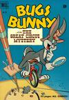 Cover for Four Color (Dell, 1942 series) #281 - Bugs Bunny in The Great Circus Mystery