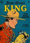Cover for Four Color (Dell, 1942 series) #283 - Zane Grey's King of the Royal Mounted