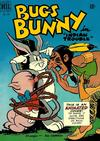 Cover for Four Color (Dell, 1942 series) #289 - Bugs Bunny in Indian Trouble