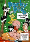 Cover for Four Color (Dell, 1942 series) #295 - Porky Pig in President Porky