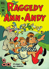 Cover for Four Color (Dell, 1942 series) #306 - Raggedy Ann & Andy
