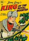 Cover for Four Color (Dell, 1942 series) #310 - Zane Grey's King of the Royal Mounted
