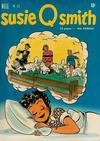 Cover for Four Color (Dell, 1942 series) #323 - Susie Q. Smith