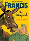 Cover for Four Color (Dell, 1942 series) #335 - Francis the Talking Mule