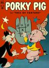 Cover for Four Color (Dell, 1942 series) #360 - Porky Pig in Tree of Fortune