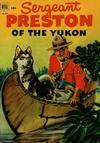 Cover for Four Color (Dell, 1942 series) #373 - Sergeant Preston of the Yukon