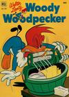 Cover for Four Color (Dell, 1942 series) #390 - Walter Lantz Woody Woodpecker