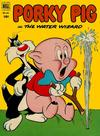 Cover for Four Color (Dell, 1942 series) #410 - Porky Pig in The Water Wizard