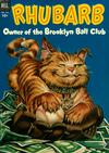 Cover for Four Color (Dell, 1942 series) #423 - Rhubarb, Owner of the Brooklyn Ball Club