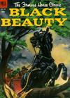 Cover for Four Color (Dell, 1942 series) #440 - The Famous Horse Classic, Black Beauty