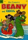 Cover for Four Color (Dell, 1942 series) #448 - Bob Clampett's Beany and Cecil