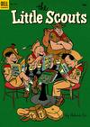Cover for Four Color (Dell, 1942 series) #506 - Little Scouts