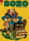 Cover for Four Color (Dell, 1942 series) #508 - Bozo, featuring Bozo the Capitol Clown
