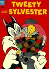 Cover for Four Color (Dell, 1942 series) #524 - Tweety and Sylvester