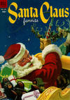 Cover for Four Color (Dell, 1942 series) #525 - Santa Claus Funnies