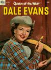 Cover for Four Color (Dell, 1942 series) #528 - Queen of the West Dale Evans