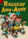 Cover for Four Color (Dell, 1942 series) #533 - Raggedy Ann & Andy