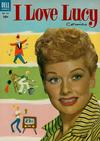 Cover for Four Color (Dell, 1942 series) #535 - I Love Lucy