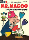 Cover for Four Color (Dell, 1942 series) #561 - The Nearsighted Mr. Magoo and Gerald McBoing Boing
