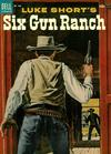 Cover for Four Color (Dell, 1942 series) #580 - Luke Short's Six Gun Ranch