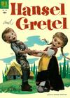 Cover for Four Color (Dell, 1942 series) #590 - Hansel and Gretel