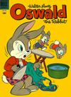 Cover for Four Color (Dell, 1942 series) #593 - Walter Lantz Oswald the Rabbit