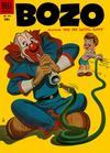 Cover for Four Color (Dell, 1942 series) #594 - Bozo, featuring Bozo the Capitol Clown