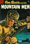 Cover for Four Color (Dell, 1942 series) #599 - Ben Bowie and His Mountain Men