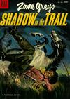 Cover for Four Color (Dell, 1942 series) #604 - Zane Grey's Shadow on the Trail