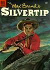 Cover for Four Color (Dell, 1942 series) #608 - Max Brand's Silvertip