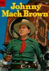 Cover for Four Color (Dell, 1942 series) #618 - Johnny Mack Brown