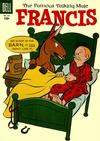 Cover for Four Color (Dell, 1942 series) #621 - Francis The Famous Talking Mule