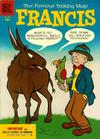 Cover for Four Color (Dell, 1942 series) #655 - Francis, The Famous Talking Mule
