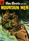 Cover for Four Color (Dell, 1942 series) #657 - Ben Bowie and his Mountain Men