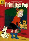 Cover for Four Color (Dell, 1942 series) #704 - Priscilla's Pop