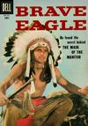 Cover for Four Color (Dell, 1942 series) #705 - Brave Eagle