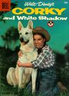 Cover for Four Color (Dell, 1942 series) #707 - Walt Disney's Corky and White Shadow
