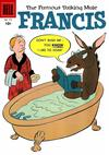Cover for Four Color (Dell, 1942 series) #710 - Francis, the Famous Talking Mule