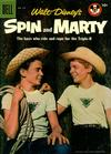 Cover for Four Color (Dell, 1942 series) #714 - Walt Disney's Spin and Marty