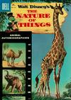 Cover for Four Color (Dell, 1942 series) #727 - Walt Disney's The Nature of Things