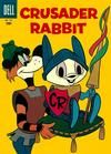 Cover for Four Color (Dell, 1942 series) #735 - Crusader Rabbit