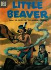 Cover for Four Color (Dell, 1942 series) #744 - Little Beaver