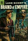 Cover for Four Color (Dell, 1942 series) #771 - Luke Short's Brand of Empire