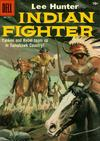 Cover for Four Color (Dell, 1942 series) #779 - Lee Hunter, Indian Fighter