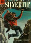 Cover for Four Color (Dell, 1942 series) #789 - Max Brand's Silvertip Valley Thieves