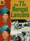 Cover for Four Color (Dell, 1942 series) #791 - The 77th Bengal Lancers
