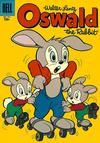 Cover for Four Color (Dell, 1942 series) #792 - Walter Lantz Oswald the Rabbit