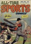 Cover for All-Time Sports Comics (Hillman, 1949 series) #v1#5